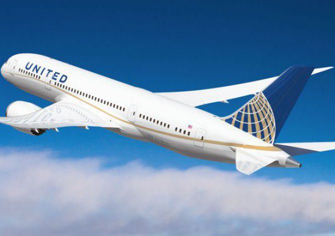 United Airlines introduceert CleanPlus